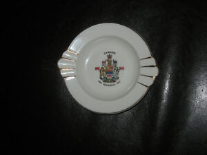 "Canada 1867 Centennial 1967 6"" ASHTRAY  Made In Western Germany"