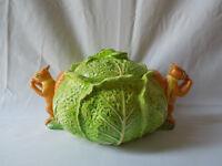 Squirrel & Cabbage -Gloria Vanderbilt