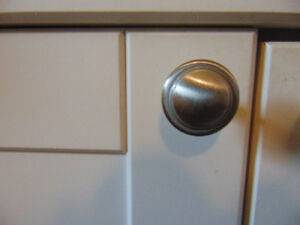 POLISHED CHROME DOOR PULLS Peterborough Peterborough Area image 1