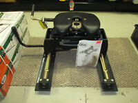 CURT 5TH (FIFTH) WHEEL HITCH 'Q20' ROLLER (SLIDER) 20,000 LBS