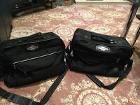 Revelation Black Hand Luggage Set of 2