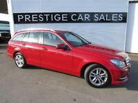 2013 Mercedes-Benz C Class 2.1 C220 CDI SE (Executive Pack) 7G-Tronic Plus