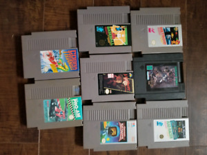 NES games for sale Nintendo
