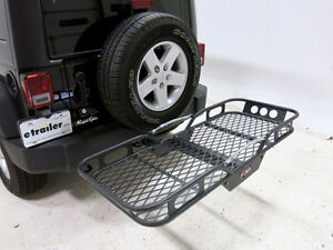ROLA - Hitch Mounted Cargo Carrier and Accessories