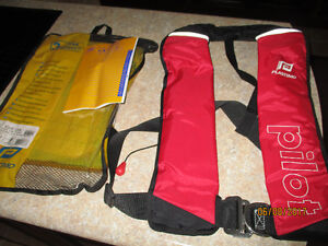Inflatable Lifevests