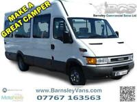 2004 04 IVECO DAILY 45C15 2.8D 13 SEATS MINIBUS WHEELCHAIR LIFT