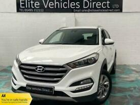 image for 2017 Hyundai Tucson 1.6 GDI SE NAV BLUE DRIVE 5d 130 BHP Estate Petrol Manual