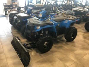 POLARIS SPORTSMAN 450 *PLOW AND TRAILER PACKAGE*