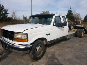 1994 Ford F350 Tilt and Load tow truck