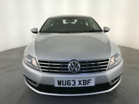 2013 63 VOLKSWAGEN CC BLUEMOTION TECHNOLOGY TDI DIESEL 1 OWNER FINANCE PX