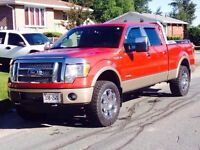 2011 Ford Lariat Eco Boost