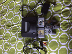 N64 Console (1 Controller, 2 Games, FREE $25 EBGames Giftcard)