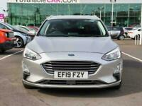 2019 Ford Focus Ford Focus Estate 2.0 EBL 150 Titanium X 5dr Convenience Pack Au