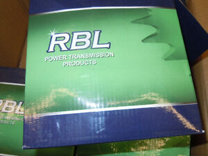 "RBL Power Transmission Products Bushing S1 x3-7/6"" FOUR NEW"