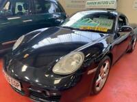 2008 Porsche Cayman 2.7 987 Tiptronic S 2dr Coupe Petrol Automatic