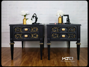 2 beautiful End Tables