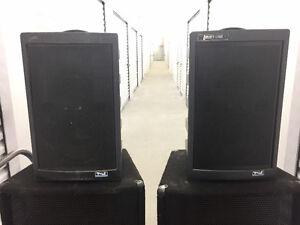 Liberty wireless - Battery powered speakers