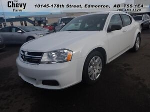 2013 Dodge Avenger SE  Air Conditioning