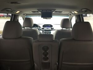 2012 HONDA ODYSSEY EX-L * LEATHER * PWR ROOF * REAR CAM * DVD  London Ontario image 11