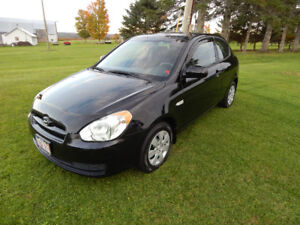 10 Hyundai Accent  Sorry SOLD!! Just Waiting to Be Delivered.