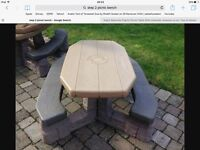 Step2 picnic table and sand and water table for only £99