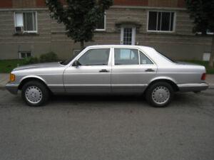 Mercedes 300SD 1983
