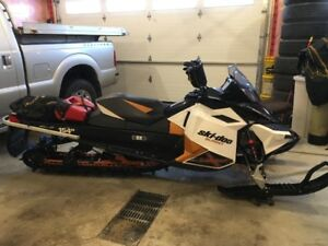 2011 Ski-Doo Summit X 154""