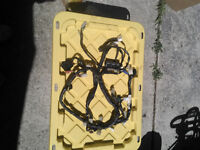 R6S YAMAHA 2003 & UP MAIN HARNESS AND COIL HARNESS