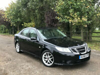 Saab 9-3 1.8T Vector Sport 2008 (58) August MOT