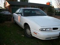 1998 Oldsmobile Eighty-Eight Sedan