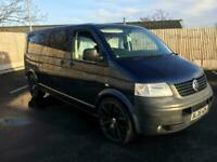 Vw transporter t30 2.5 tdi ideal camper conversion any trial inspection welcome