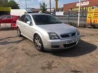 Vauxhall Vectra 1.9CDTi ( 120ps ) SRi 5 DOOR - 2006 55-REG - 11 MONTHS MOT