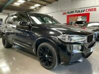 2014 Y BMW X5 3.0 XDRIVE30D M SPORT 5D 255 BHP DIESEL