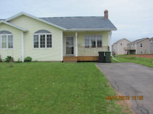 1 bedroom Furnished Sherwood Duplex Charlottetown - 1 Jan 2018