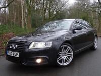2010 10 Audi A6 Saloon 2.0TDI (170ps) Le Mans..HIGH SPEC!! STUNNING!!