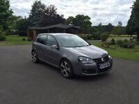 "Volkswagen Golf gt tdi 140bhp 2008 ""great spec"""