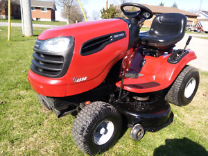 Craftsman Ys 4500 riding lawn mower