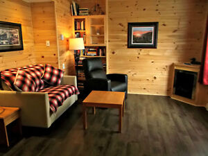 Luxury cabin. ALL utilities included. Port Blandford