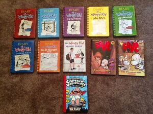 Best selling hardcover book lot