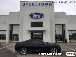 2011 Chevrolet Camaro SS COUPE LEATHER/MOONROOF  - $202.48 B/W