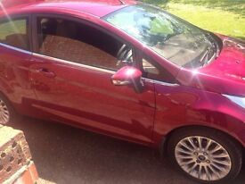 ford fiesta for sale or swaps