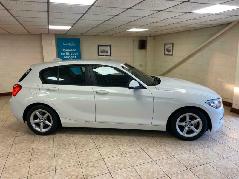 2015 BMW 1 Series 116d EfficientDynamics Plus 5dr HATCHBACK Diesel Manual