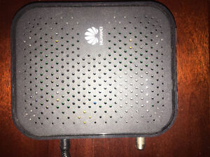 Huawei Modem used with Distributel