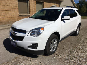 2015 Chevrolet Equinox ONLY 38,000 KMS!