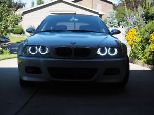 2002 BMW M3 Convertible - low km, mint. Price reduced!