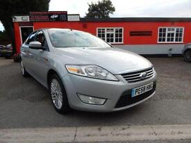 2008 Ford Mondeo 1.8 TDCi Ghia 5dr [6] 2 former keepers,New clutch and fly ...