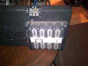 Subs and amp  Stratford Kitchener Area image 1