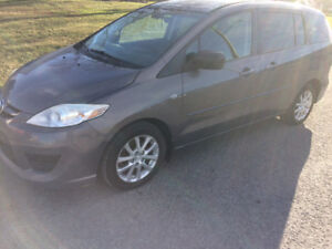 2008 Mazda5 Minivan — Safety Certified & E-tested