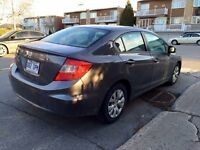 LEASE TAKEOVER 2012 HONDA CIVIC LOW PAYMENTS!! 500$ CASH