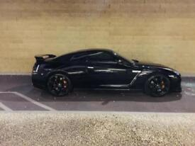 Nissan GT-R 3.8 V6 auto Black Edition 590 BHP gtr Bentley c63 e63 m5 rs5 rs6
